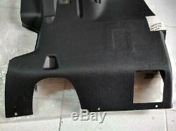 Bmw E30 Panneau De Garniture Lhd Panneau Inférieur Kick Du Genou Gauche New Authentique 51451884247