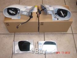 Bmw E31 8-series Genuine M-technic Kit Miroirs, Miroirs 850csi 840ci 850ci Nouveau