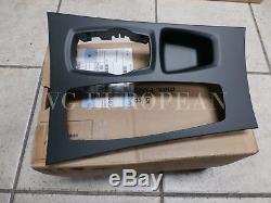Bmw E70 X5 E71 X6 Cache De Garniture De Console Centrale D'origine Nouveau 10 / 2009-2013
