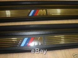 Bmw E82 Série 1 Originale Recharges De Revêtement De Porte Étapes 128i 135i 2007-up