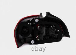 Bmw E82 Véritable E88 Led Ligne Arrière Noire Feu Arrière Kit Retrofit 63212225282