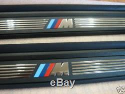 Bmw E88 M Véritable Porte Sills Scuf Plaque 128i 135i 125i