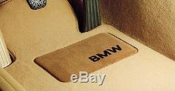 Bmw E90 E91 Série 3 Véritable Moquette Set Mat, Tapis Nouveau 2006-2011 Ensemble De 4