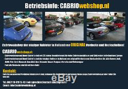 Bmw E 46 Cabrio Innen Himmel Original Pour Cabochon Verdeck Original Oem Véritable