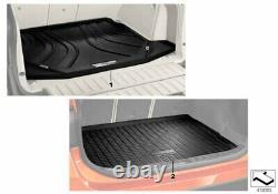 Bmw Genuine Fitted Baguage Compartiment De Coffre À Main Tapis Tapis F25 F6 51472286007