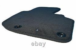 Bmw Genuine Tailored Car Floor Mats Set Velours Noir E36 Série 82549402277