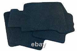 Bmw Genuine Tailored Floor Mat Set Velour Noir E39 5 Série 51478216208