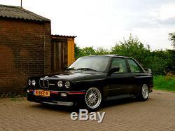 Bmw M3 E30 Evo Véritable 16 Bbs # 5 Oem Roues E28 E24 E23 E31 E34 E38 E36 M5 M6 Z3