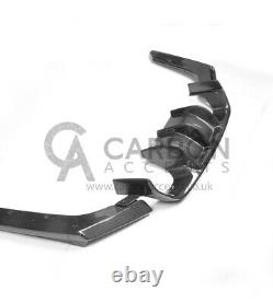 Bmw M3 F80 M4 F82 F83 Real Carbon Fibre Rear Diffuseur V Style