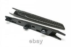 Bmw M3 F80 M4 F82 F83 Véritable Fibre De Carbone Véritable Fender Vents Cover Trim Oem-fit