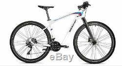 Bmw Motorsport M Véritable Vélo De Vélo Cadre Aluminium 28 Jantes 80912451009
