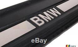 Bmw New Genuine 5 F10 F11 10-16 Baguette Seuil, Porte, Jeu De Quatre Avant + Arrière