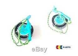 Bmw Nouveau Véritable 3 E92 E93 (06-13) Porte Avant Salut-fi Haut-parleur Tweeter Retrofit Kit