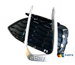 Bmw Nouveau Véritable F20 F21 M140 M135 ICV Pare-chocs Avant Grill Avec Garniture Gauche N / S
