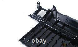 Bmw Nouveau Véritable Série E70 X5 07-13 Noir Intérieur Chargement Sill Cover 6955000