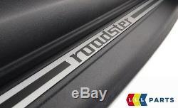 Bmw Nouveau Véritable Z3 E36 Porte D'entrée Roadster Sill Strips Ensemble Paire Gauche Droite