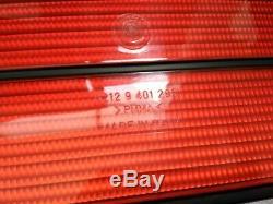 Bmw Plaque De Couverture De Décoration E36 De Heckblende Arrière! Nouveau! Véritable Aln 82129401295