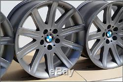 Bmw Powdercoated Factory Véritable 19 Bbs M # 95 Oem E65 E66 F30 E90 M3 E38 M5 F10