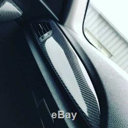 Bmw Série 1 F20 En Fibre De Carbone Intérieur Dash Panneau Covers F20 M135i M140 Véritable
