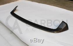 Bmw Série 1 F20 F21 Véritable Fibre De Carbone Fibre De Toit Ac Spoiler Wing M140i