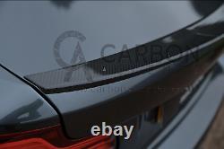 Bmw Série 2 F22 F23 M2 F87 Fibre De Carbone Véritable Fibre Lèvre De Spoiler De Style M4