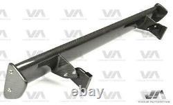 Bmw Série 3 E90 E92 E93 M3 Gts Style Real Carbon Fiber Boot Trunk Spoiler