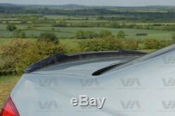 Bmw Serie 3 E92 M3 M4 Real Style En Fibre De Carbone De Démarrage Du Coffre Becquet