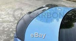 Bmw Série 4 F32 High Kick Psm M Real Style En Fibre De Carbone Fibre Becquet Arrière
