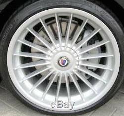 Bmw Série 7 E65 E66 Véritable Alpina Marque Oem 21 B7 Wheel Set De 4