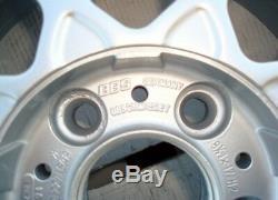 Bmw Véritable 17x7.5 17x8.5 Euro E36 M3 Bbs # 29 Oem Roues E46 Z3 Z4 E90 Usine
