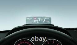 Bmw Véritable Écran Tête Haute Oled 6.5 Avec Navigation Gps Intégrée 62302410673