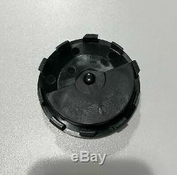 Bmw Véritable Flottante Autolissant En Alliage De Moyeu De Roue Centre Cap Badge 65mm 2455269