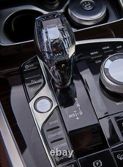 Bmw Véritable G07 X7 G05 X5 En Verre De Cristal De Vitesse Automatique Bouton De Sélection Nouveau