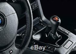 Bmw Véritable M Sport Bouton En Cuir Lumineux En Cuir Lumineux E36 Série 3 25112231550