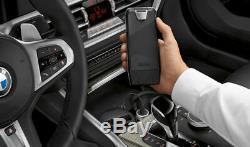 Bmw Véritable Universal Wireless Dock Station De Recharge Qi Chargeur Rapide 84102461531
