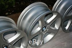 Bmw X5 E53 20 Véritable Factory Oem Bbs 87 Wheels 4.8is Z4 E90 F10 528ix 535