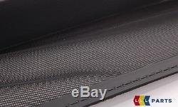 Bmw X5 E70 Nouveau Véritable Toit Ouvrant Panoramique Slipstream Déflecteur 7171811