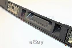 Bmw X5 Véritable Oem E53 2001-2005 Hayon Coffre Poignée Boot Noir 7170676