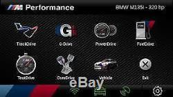 Brand New Véritable Analyseur De Disques De Performance Bmw M Pour Ios Et Android 61432450841