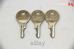 Centre Alpina Cap Lock Set De 4 Bmw F01 B7 2011-2015 36 10 7 966 297 Oem Véritable