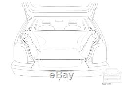 Compartiment Bmw Véritable Couverture Bagages / Chargement Liner F31 51472302930