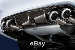 Echappement D'origine Bmw Performance M3 / M4 F80 / F82 / F83 Avec Embouts En Carbone 18302349921