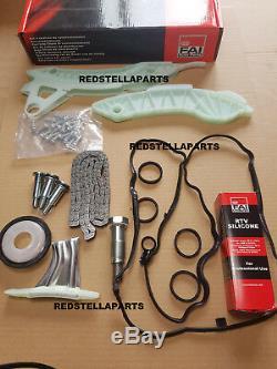 Fai Timing Kit Chain Tck129wo Bmw 1 Mini R56-61 Citroen Peugeot 1,4 1,6 Vti 16v