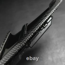 Grille Latérale En Fibre De Carbone Fender Pour Bmw X3 G01 X4 G02 2018 2019