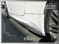 Gs Réel En Fibre De Carbone Jupes Latérales Extension Ajouter Lip 2008-2013 Bmw E92 M3 E93