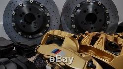 Kit D'adaptation Au Freinage M3 M4 Pour Freins Céramique Et Carbone, Véritable Bmw (34112358378)