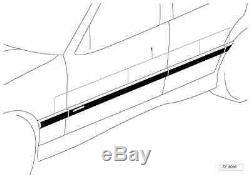 Kit De Modification De Moulure De Porte Moulure Latérale D'origine M Pour Bmw Série E36 3