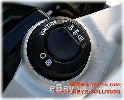 Mains Libres Real Clés Pour Bmw R1200gs R1200rt K1600gt / Gtl Mains Ride Sans Clé Affranchissent