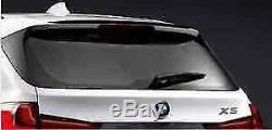 Marque Nouveau Véritable Bmw X5 M Performance F15 Gloss Capote Noire Spoiler 51622284954