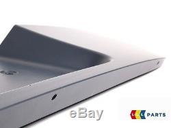 Nouveau Bmw Série 5 M5 E60 Tronc Couvercle Finisseur USA Plaque D'immatriculation